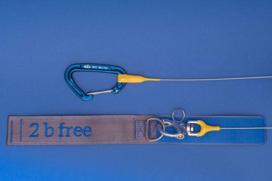 2 b free freediving lanyard
